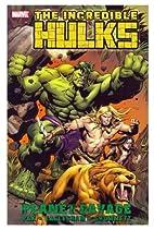 Incredible Hulks: Planet Savage by Greg Pak