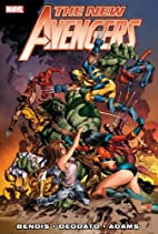The New Avengers, Volume 3 by Brian Michael…