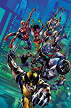 The New Avengers Deluxe, Volume 7 by Brian…
