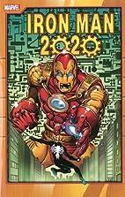 Iron Man 2020 by Ken McDonald