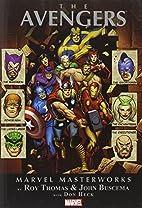 Marvel Masterworks, Volume 054: The Avengers…