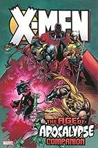 X-Men: Age of Apocalypse Omnibus Companion…