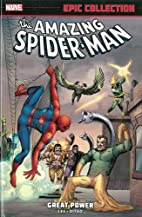 Amazing Spider-Man Epic Collection 01: Great…
