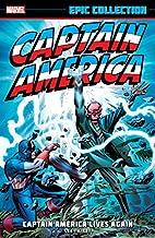 Captain America Epic Collection: Captain…