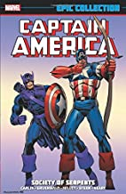 Captain America Epic Collection: Society of…