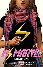 Ms. Marvel Volume 1: No Normal (Ms. Marvel…