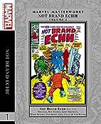 Marvel Masterworks: Not Brand Echh Volume 1…
