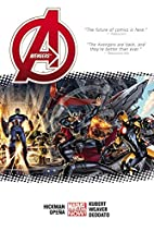 Avengers by Jonathan Hickman, Vol. 1 by…