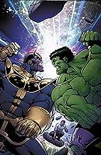 Thanos vs. Hulk by Jim Starlin