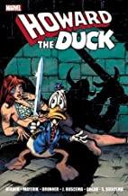 Howard the Duck: The Complete Collection…