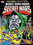 Marvel Super Heroes Secret Wars Activity…