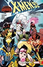 X-Men '92 Vol. 0: Warzones! by Chad Bowers