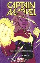 Captain Marvel, Vol. 3: Alis Volat Propriis…