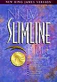 Thomas Nelson Publishers: Nkjv Slimline Bible: 3015B Blue Bonded Leather Indexed