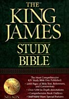 Bible: King James Version Study Bible by…