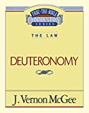 J. Vernon McGee: Deuteronomy (Thru the Bible)