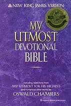 My Utmost Devotional Bible New King James…