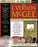 McGee, J. Vernon: The J. Vernon McGee Electronic Bible Study Library ( CD )