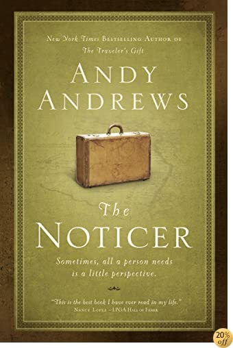 TThe Noticer: Sometimes, all a person needs is a little perspective