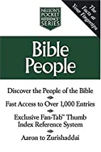 Bible People Nelson's Pocket Reference…