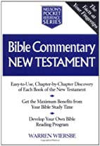 Bible Commentary New Testament Nelson's…