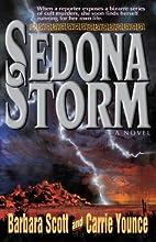 Sedona Storm by Barbara Scott
