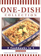 One-Dish Collection 3 Cookbooks in 1 by…