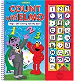 Richter, Dana: Sesame Street: Count with Elmo (Wipe Off Sound Activity Book) (Play-a-Sound)