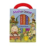 Editors of Publications International Ltd.: Mother Goose: My First Library