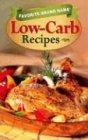 Favorite Brand Name: Low-Carb Recipes…