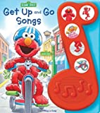 Elmo Get Up and Go Songs (Interactive Music…