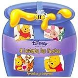 Walt Disney Company: Winnie The Pooh: Aprendizaje Temprano (Spanish Edition)