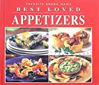 Favorite Brand Name: Best-Loved Appetizers…