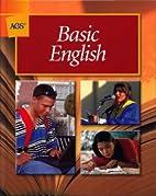 BASIC ENGLISH STUDENT TEXT (AGS BASIC…