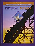 Bernstein, Leonard: CONCEPTS & CHALLENGES PHYSICAL SCIENCE TE 2009C (NATL)