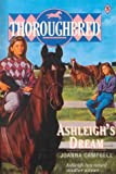 Campbell, Joanna: Ashleigh's Dream (Thoroughbred)