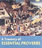 [???]: Treasury of Essential Proverbs: With Gold Gilt Edges