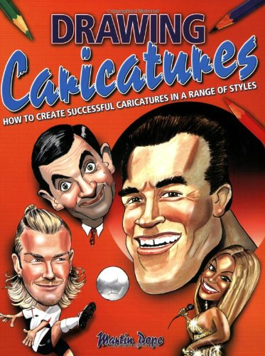 drawing-caricatures-how-to-create-successful-caricatures-in-a-range-of-styles