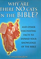 Why Are There No Cats In The Bible?: And…