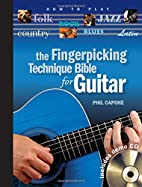 The Fingerpicking Technique Bible for Guitar…