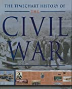 The Timechart History of the Civil War…