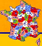 Michelin Travel Publications: Michelin Local Map Number 304: Eure, Seine-Maritime, Rouen, Evreux (France) and Surrounding Area, Scale 1:175,000