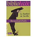 Beaumarchais, Pierre De: LeBarbier de Seville