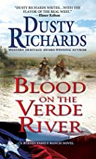 Blood on the Verde River by Dusty Richards