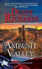 Ambush Valley by Dusty Richards