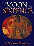 Maugham, W. Somerset: Moon & Sixpence -Lib