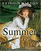 Summer by Edith Wharton