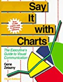 Zelazny, Gene: Say It With Charts: The Executive's Guide to Visual Communication