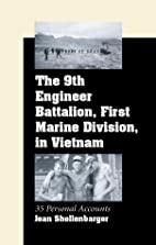 The 9th Engineer Battalion, First Marine…