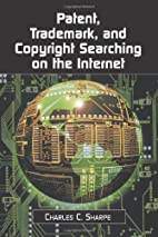 Patent, Trademark, and Copyright Searching…